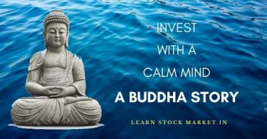 Calm Investing Buddha Story