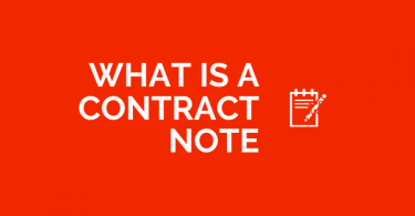 Contract Note Meaning