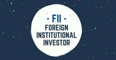 FII Foreign Institutional Investor