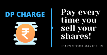 DP CHARGE Stock Market broker