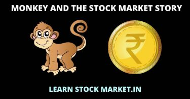 MONKEY STORY AND THE STOCK MARKET