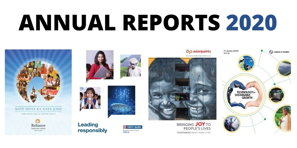 ANNUAL REPORTS 2020