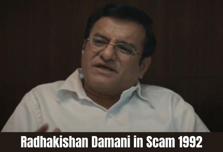 Radhakishan Damani Scam 1992 Harshad Mehta