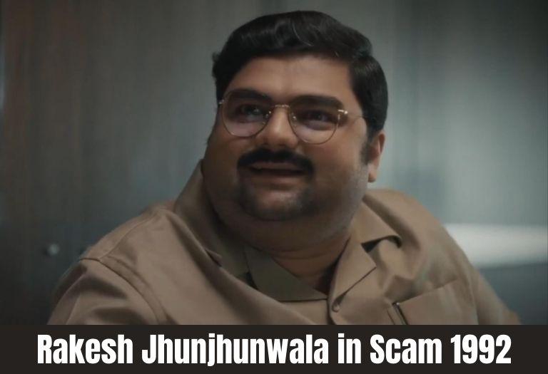 Rakesh Jhunjhunwala Scam 1992 - Harshad Mehta