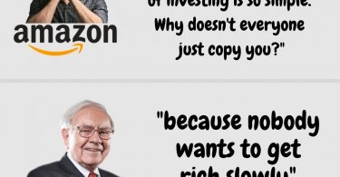 Warren Buffett - Jeff Bezos