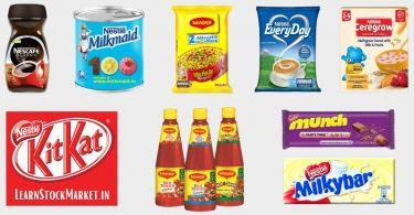 Nestle India Brands